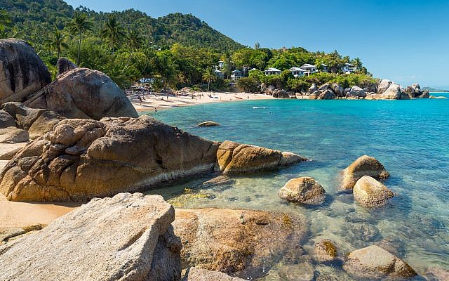 Illustrative: Beach view at Koh Samui Island Thailand (Tupikov/iStock/Getty Images)