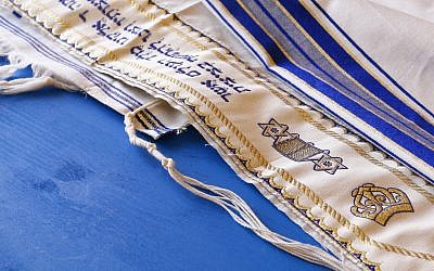 Illustrative. Tallit, prayer shawl. (iStock).