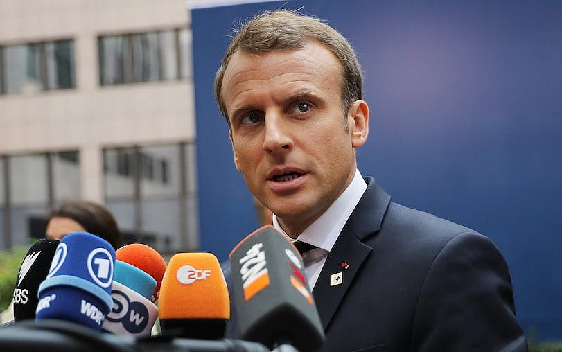 Macron Blasts Violent Attack on Eight-Year-Old Jewish Boy