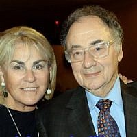 Barry and Honey Sherman (YouTube)