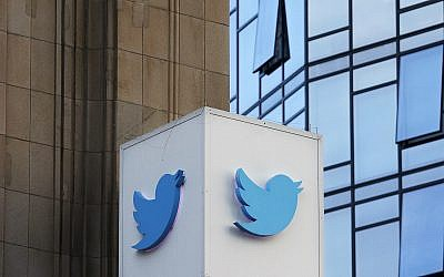 Twitter announced on December 18, 2017 that it will be enforcing stricter policies on violent and abusive content, such as hateful images or symbols, including those attached to user profiles. (AP Photo/Jeff Chiu)