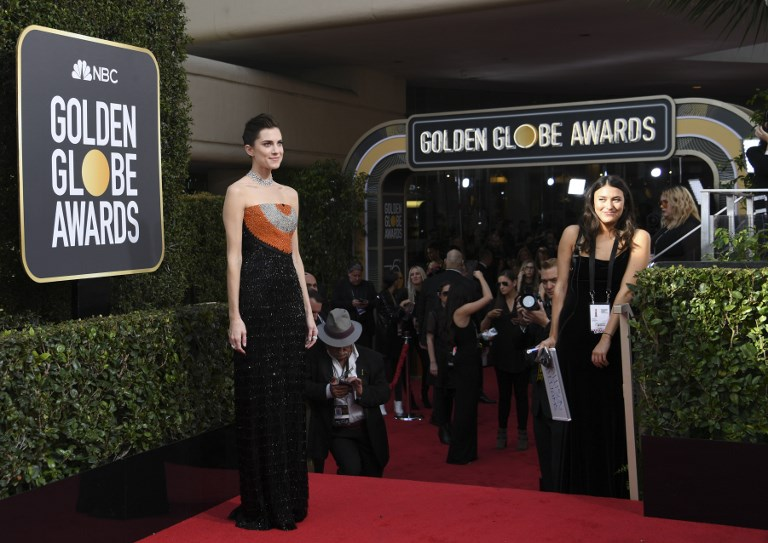 #MeToo, powerful speeches dominate the Golden Globe Awards