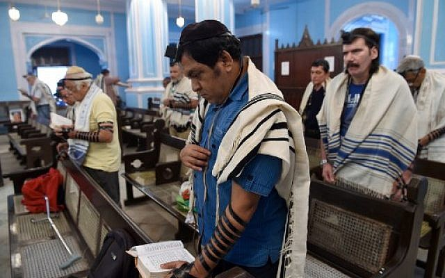 Image result for judaism in India