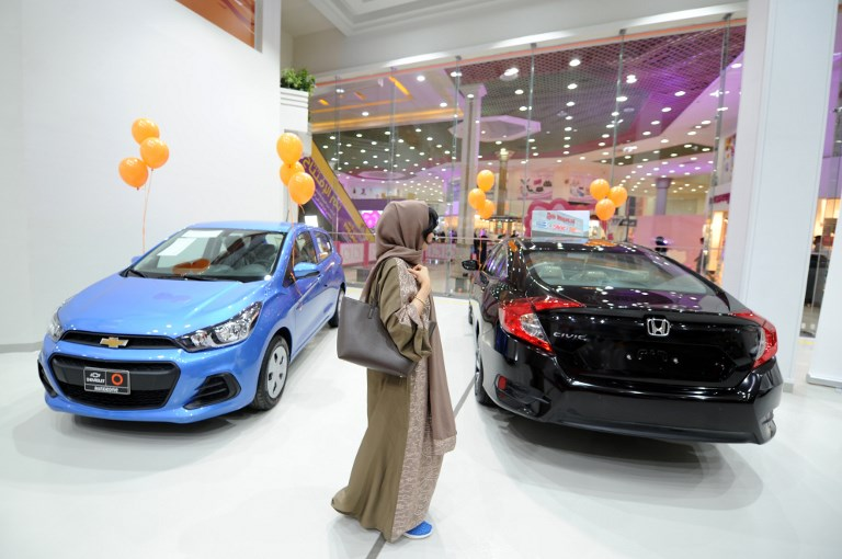 First women-only car showroom opens in Saudi Arabia | The