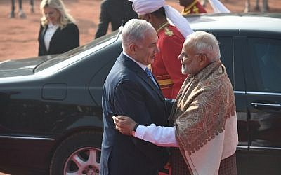 Saudi to Open Airspace to Indian-Israeli Flights: Netanyahu