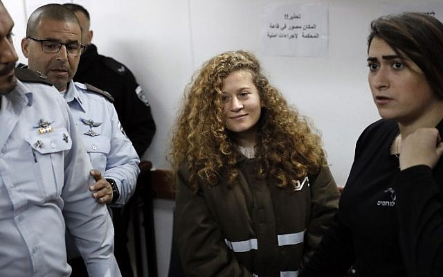 Ahed Tamimi: Palestinian teen gets eight-month jail term
