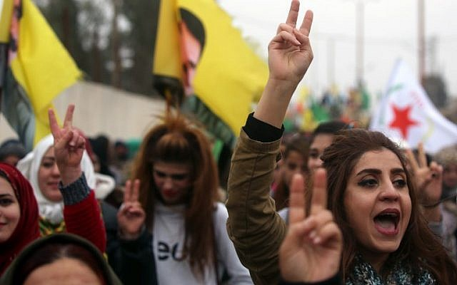 United States  backpedals on new Kurdish force as Turkey prepares for war