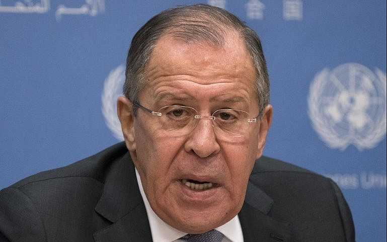 Russian Federation  will not join Treaty on Prohibition of Nuclear Weapons - Lavrov