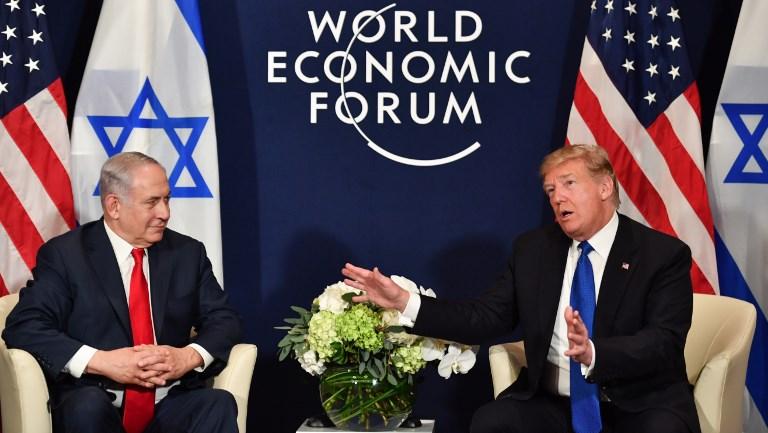 Trudeau, Netanyahu hold unannounced meeting at World Economic Forum