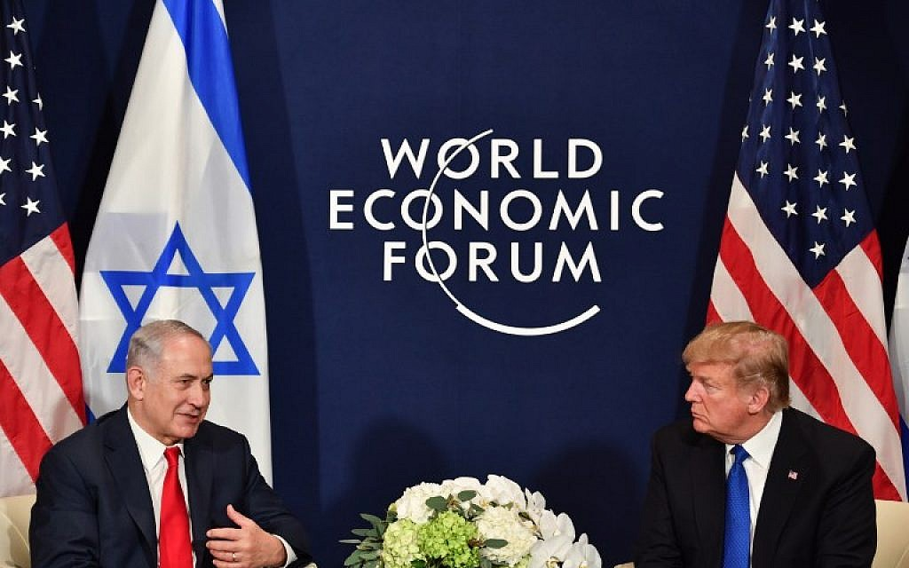 Netanyahu said to have asked Trump for support ahead of Mossad operation in Iran