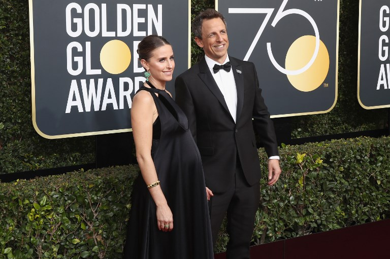 17 of Seth Meyers' best jokes from the Golden Globes