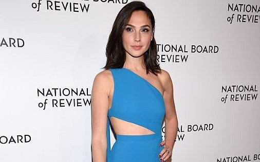 Actor Gal Gadot attends the National Board of Review Annual Awards Gala at Cipriani 42nd Street