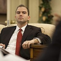 Ben Rhodes, former deputy national security advisor to US president Barack Obama (Magnolia Pictures)