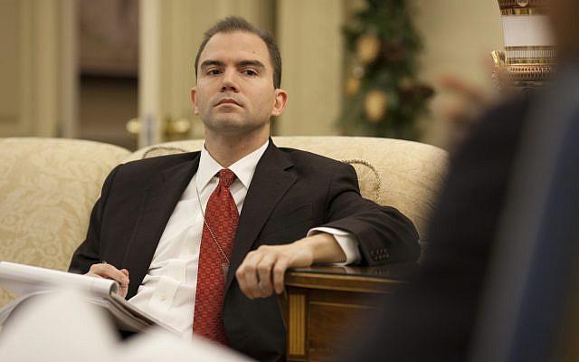 Ben Rhodes, former deputy national security advisor to US president Barack Obama (Magnolia Pictures)
