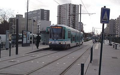 A view of the Paris suburb of Gennevilliers. (CC BY-SA 3.0 Smiley.toerist/Wikipedia)