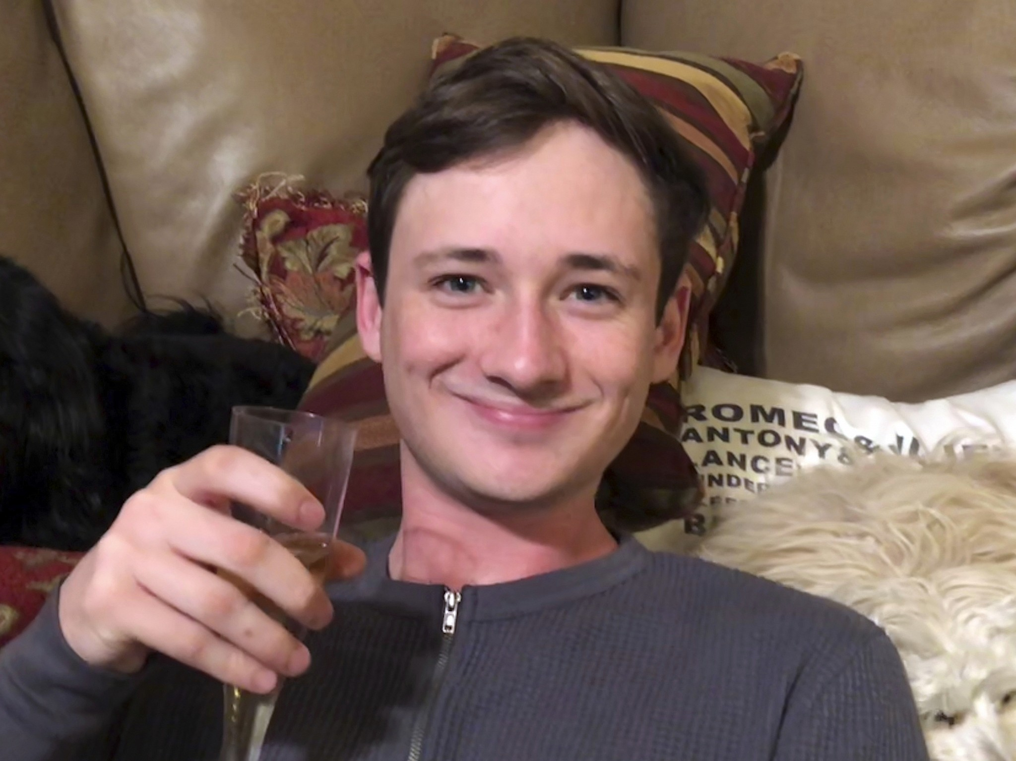 Blaze Bernstein stabbed at least 20 times in possible act of rage