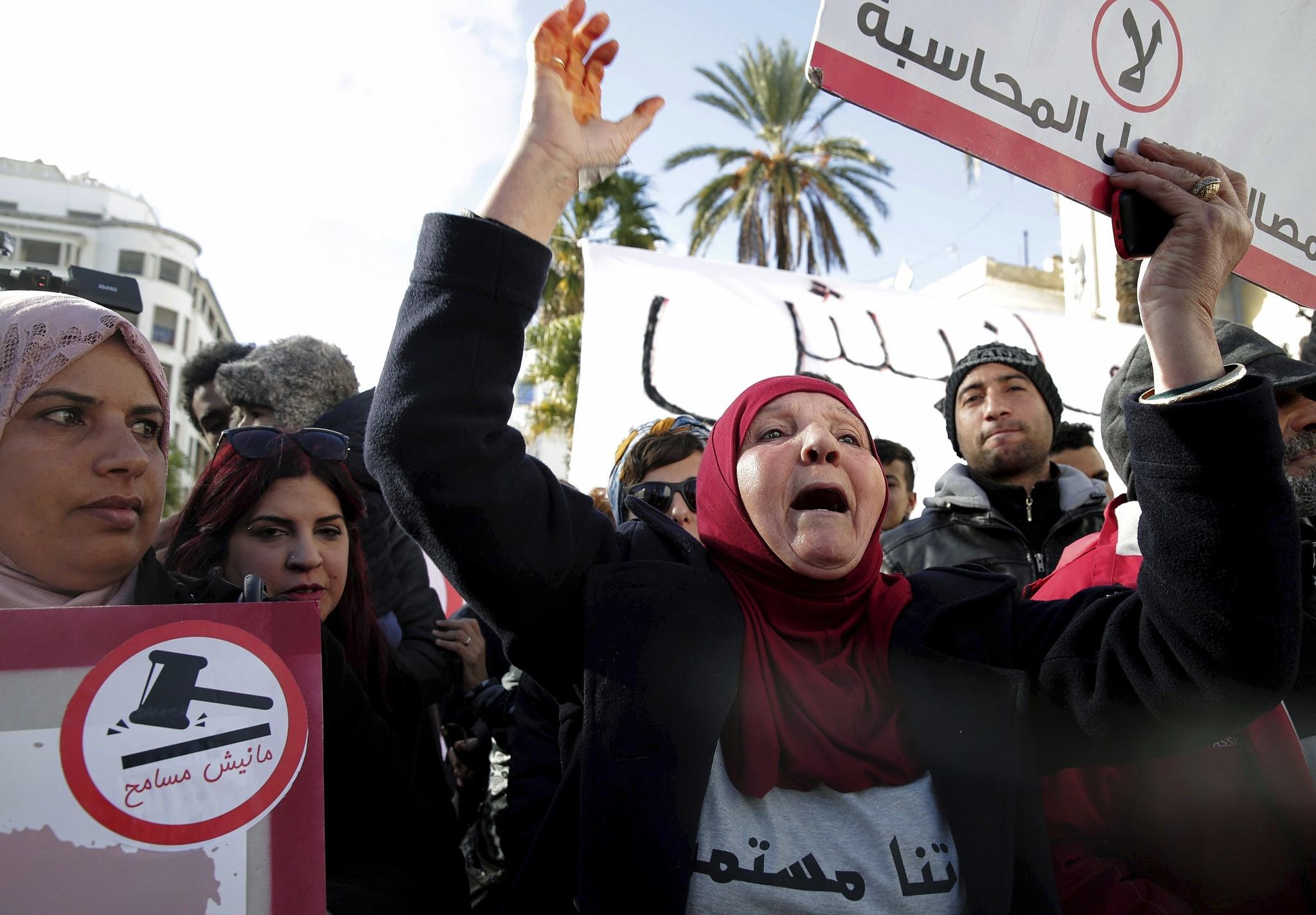2018 Tunisian protests