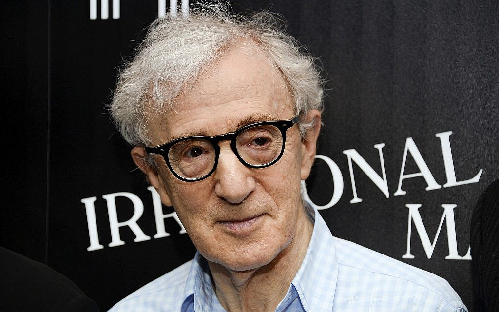 "In this file photo from July 15, 2015, director Woody Allen attends a special screening of ""Irrational Man"" at the Museum of Modern Art, in New York. (Evan Agostini/Invision/AP, File)"