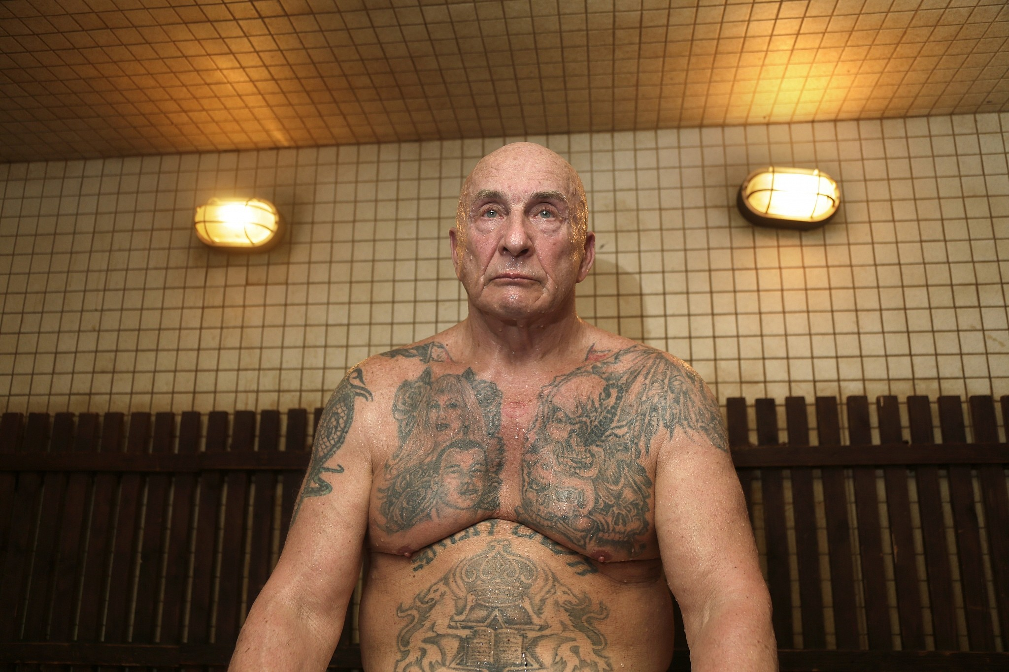 Out of prison, notorious Russian mobster yearns to return home | The
