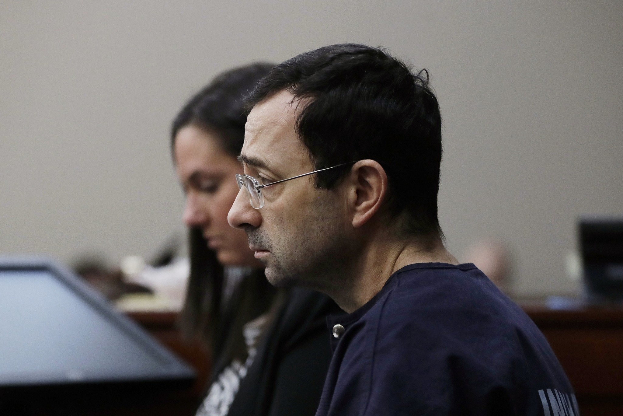 More victims confront Larry Nassar on day 6 of his sentencing hearing