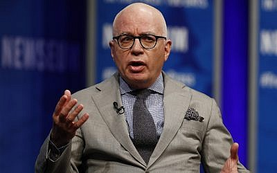 Michael Wolff (AP Photo/Carolyn Kaster)