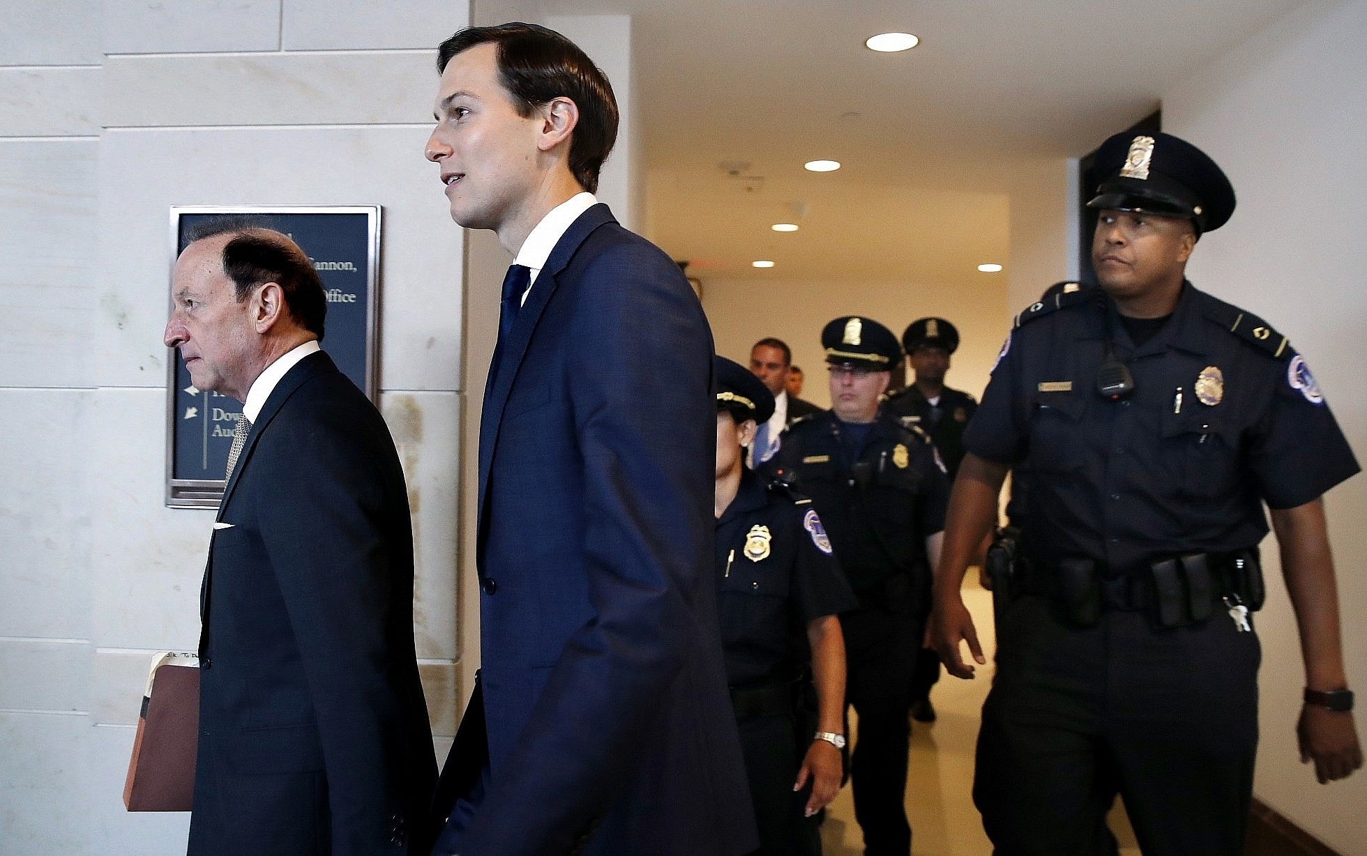 Kushner was warned about Wendi Deng Murdoch