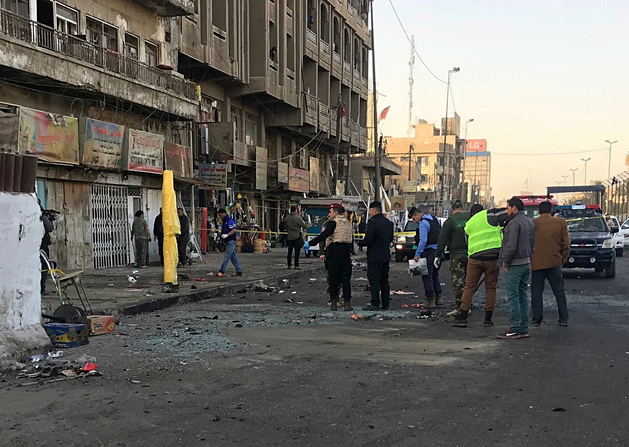 26 killed, 90 injured in Baghdad twin suicide blasts | The ...