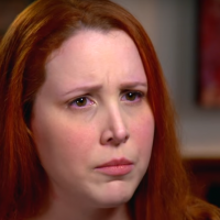Dylan Farrow speaks with CBS in an interview aired on January 18, 2018. (Screen capture: YouTube)