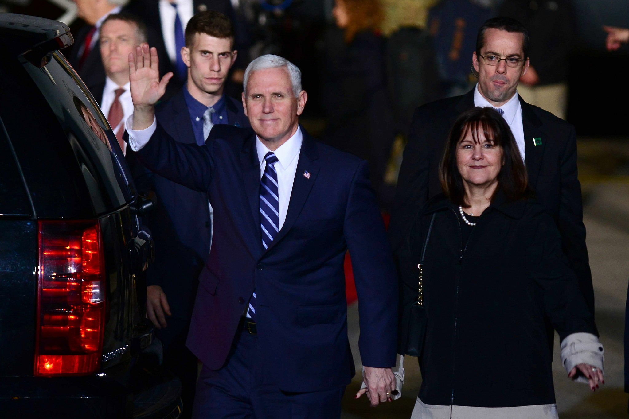 Why Is Vice President Pence In Jerusalem