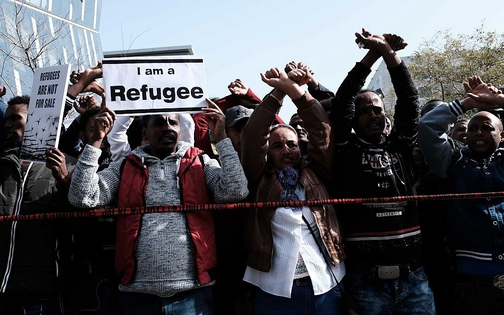 10 key questions about Israel's African asylum seeker