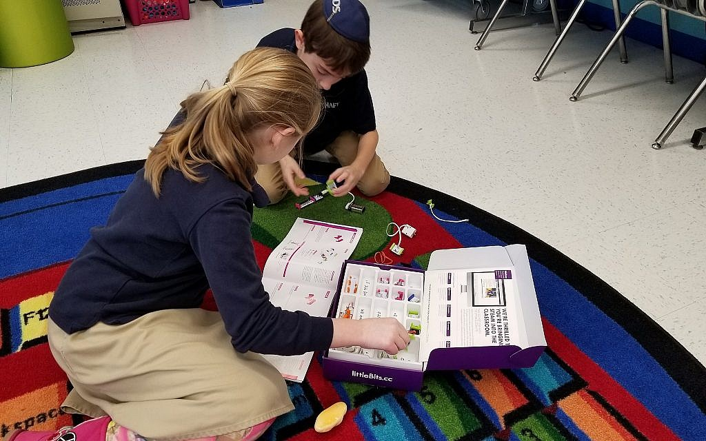 With an array of fun learning aids, STEM education is no chore. (Courtesy HAFTR)