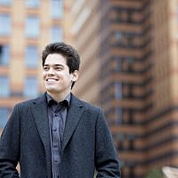 Lahav Shani, 29, was appointed to succeed Zubin Mehta as the music director of the Israel Philharmonic Orchestra (Courtesy Marco Borggreve)