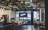 Palo Alto Network's new offices and R&D center in Tel Aviv (Courtesy)