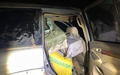 Drug smuggler killed on the Egyptian border