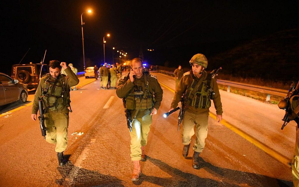 Israeli shot dead near settlement in occupied West Bank