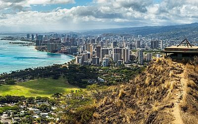 An illustrative photo of the Diamond Head State Monument in Honolulu, Hawaii. Photo by Christian Joudrey on Unsplash