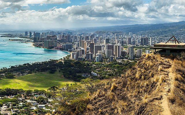 An illustrative photo of the Diamond Head State Monument in Honolulu, Hawaii. Photo by Christian Joudrey on Unsplash
