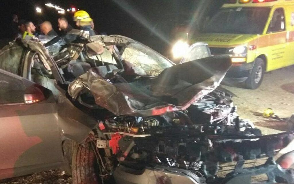 13-year-old boy killed, 8 injured, as cars collide with camel | The Times of  Israel