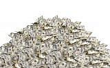 Illustrative image of a pile of dollars (choness, iStock by Getty Images)