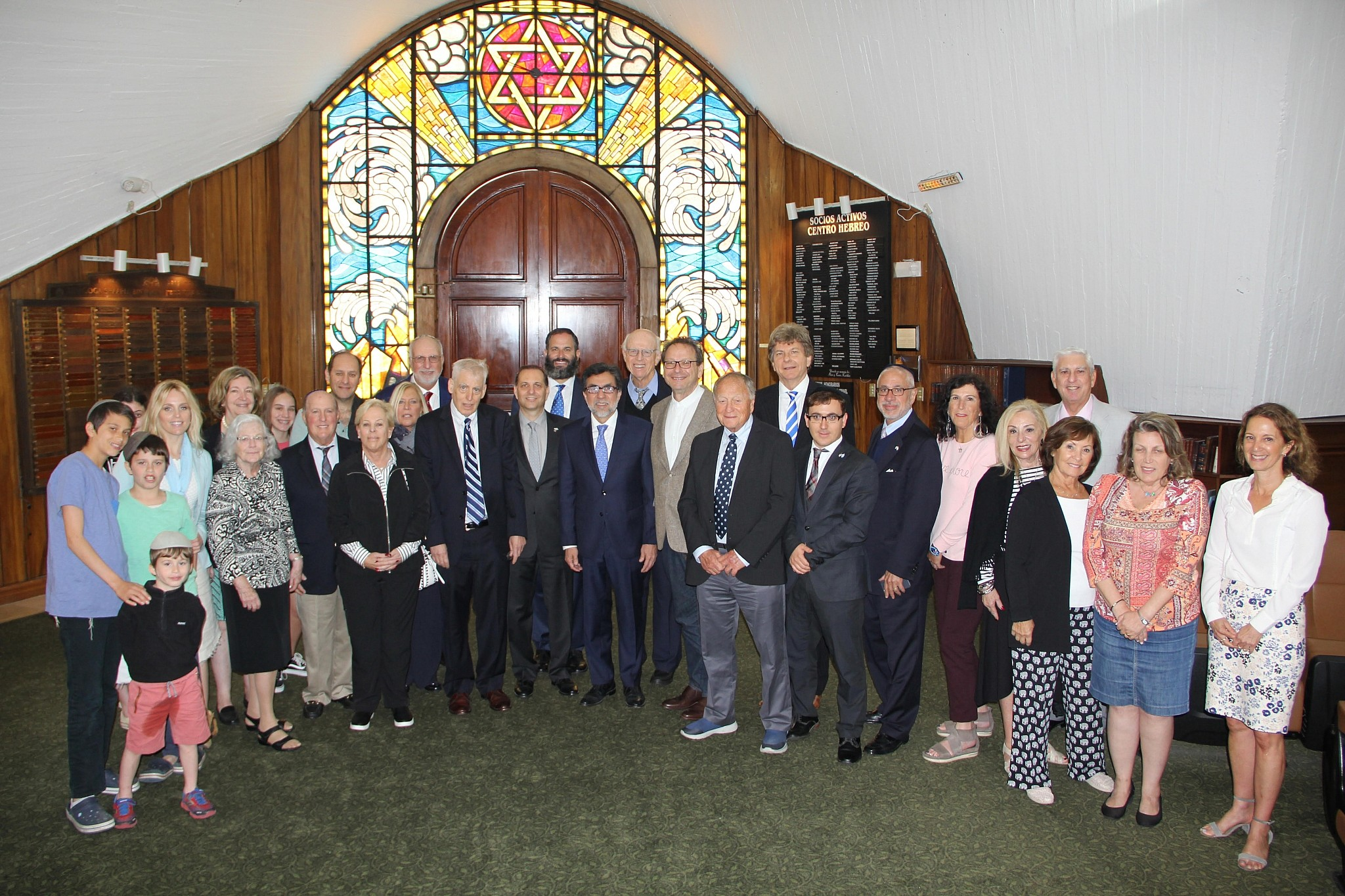 Guatemalas Leaders Join Jews Christians In Israel Embrace The