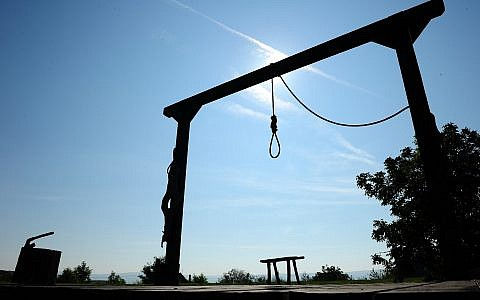Illustrative: Gallows (CristiNistor/iStock)