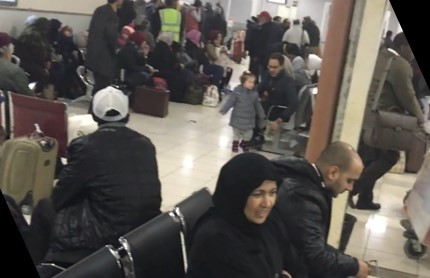 Clashes kill 9 at Libya's main worldwide airport