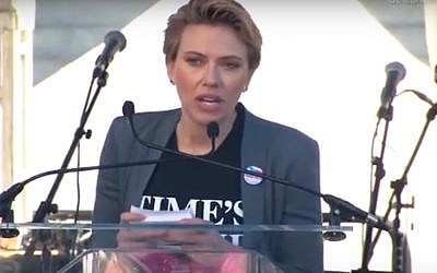 Scarlett Johansson to James Franco: 'I Want My Pin Back'