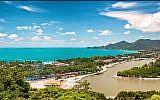 The island of Ko Samui. (iunewind/iStock via Getty Images)