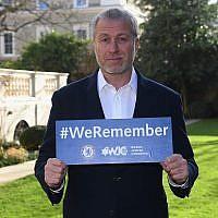 Chelsea owner Roman Abramovich (Courtesy: Chelsea Football Club)