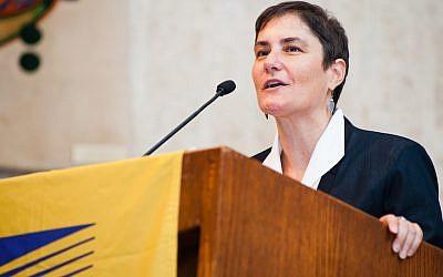 Rabbi Deborah Waxman is the president of Reconstructing Judaism. (Courtesy of Reconstructing Judaism via JTA)