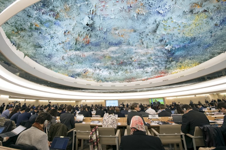 UN Human Rights Council extends mandate on Iran
