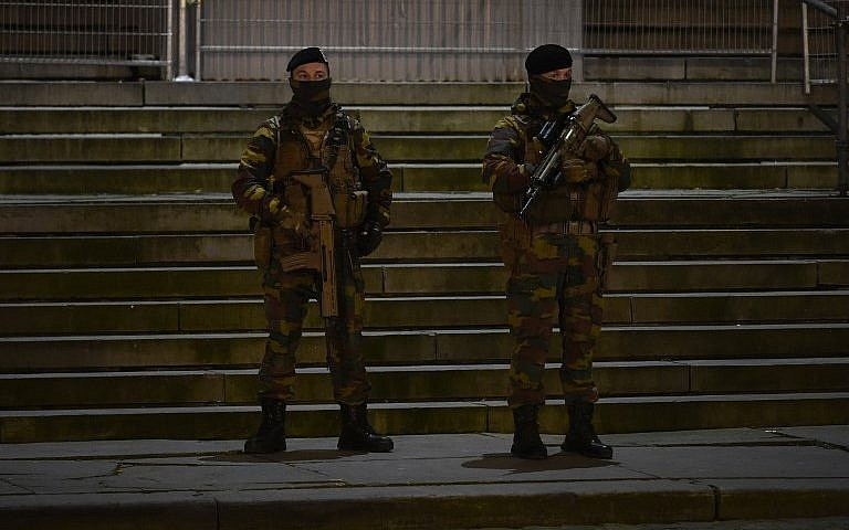 Paris terror attack suspect Salah Abdeslam goes on trial over police shootout
