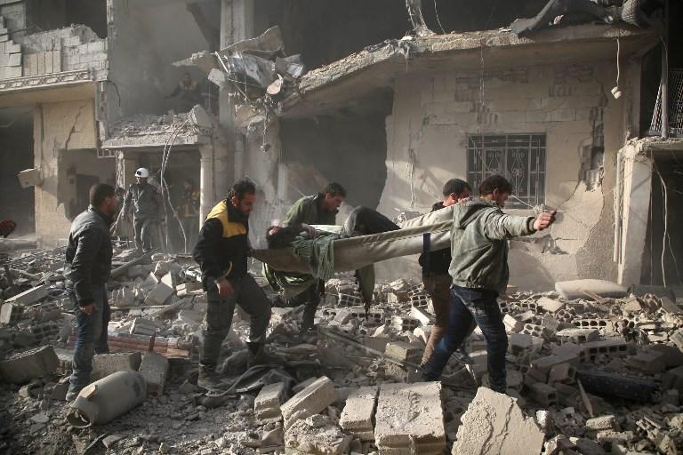 Syria 'repels' Israeli surveillance aircraft