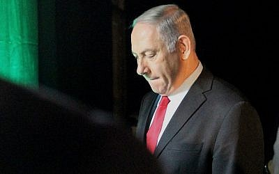 Do not test Israel, Benjamin Netanyahu tells Iran, brandishing drone piece